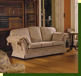 Finest quality handmade coil-sprung chairs and sofas